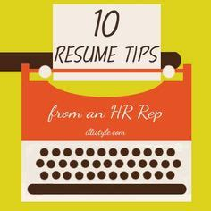 Hr rep cover letter