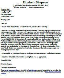 Address cover letter dear